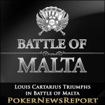 Louis Cartarius Triumphs in Battle of Malta
