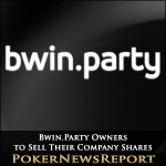 Bwin.Party Owners to Sell Their Company Shares