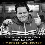 Spectacular Sylvestre Takes Down WSOPC Lac-Leamy