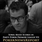 Sorel Mizzi Scores in Party Poker Premier League VII