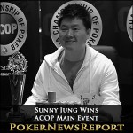 Jung Shines in ACOP Main Event