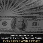 Dan Bilzerian Wins Nearly $11 million Playing Poker