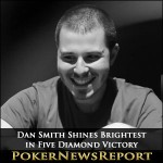 Dan Smith Shines Brightest in Five Diamond Victory