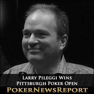 Professor Pileggi Prevails in Pittsburgh Poker Open