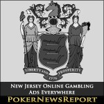New Jersey Online Gambling Ads Everywhere