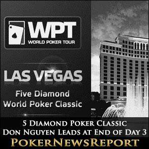 WPT Five Diamond Poker Classic