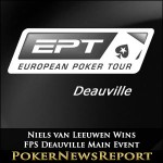 Van Leeuwen Shatters French Dreams with FPS Deauville Victory