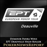 Panka Sees through Bluffs to Win EPT Deauville High Roller