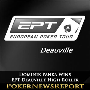 Panka Sees through Bluffs to Win EPT Deauville High Roller