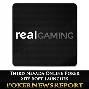 Third Nevada Online Poker Site Soft Launches
