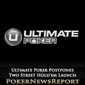 Ultimate Poker 2 Street Hold'em