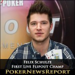 Full Tilt Crowns First Live Flipout Champ