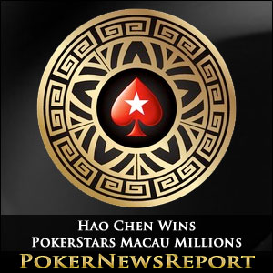 Hao Chen Demolishes Macau Millions Final Table