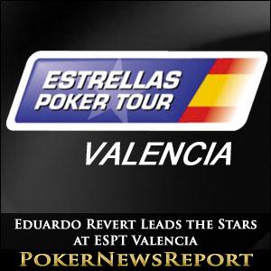 Eduardo Revert Leads the Stars at ESPT Valencia