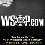 New Jersey Mayors to Play Online Poker Tourney