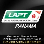 Guillermo Olvera Leads LAPT Panama Main Event after Day 1A