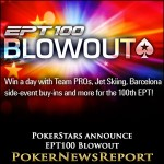 PokerStars announce EPT100 Blowout