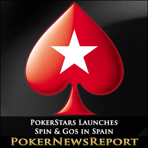 PokerStars Launches Spin & Gos in Spain