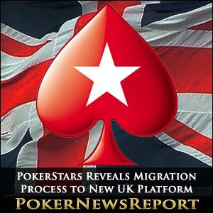 PokerStars Reveals Migration Process to New UK Platform
