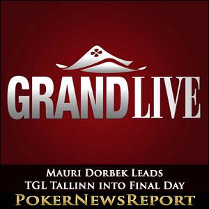 Mauri Dorbek Leads TGL Tallinn into Final Day
