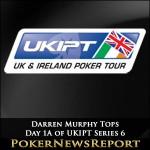 Darren Murphy Tops Day 1A of UKIPT Series 6