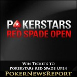 Win Tickets to PokerStars Red Spade Open by Revealing Best Poker Tips