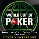 Spain Wins PokerStars World Cup of Poker