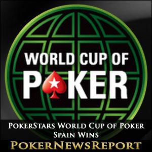Spain Wins PokerStars World Cup of Poker
