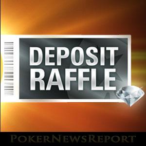 PokerStars SCOOP Deposit Raffle