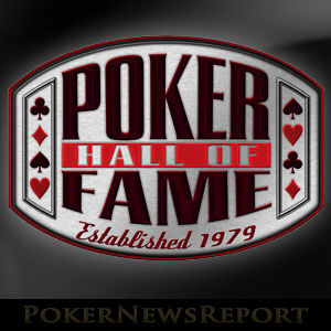 Voting Open for 2017 World Series of Poker Hall of Fame