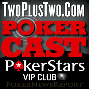 2+2 Pokercast Team Launch Internet Poker Wall of Fame