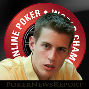 Mike McDonald – WCOOP