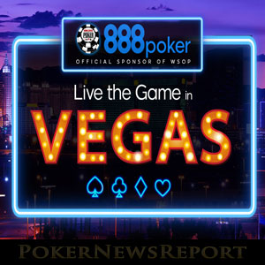 Win a Vegas Trip with 888Poker´s WSOP League Tournaments