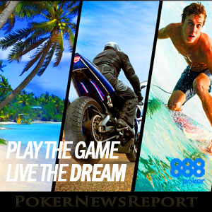 Live the Dream at 888Poker