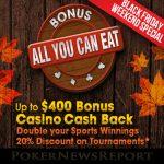 Americas Cardroom Offering No Deposit Thanksgiving Bonus