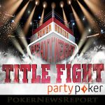 Party Poker to Increase Title Fight Guarantee