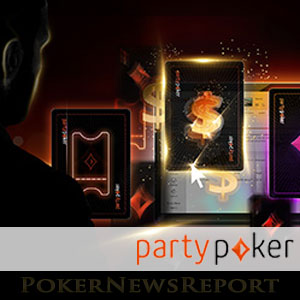 Cash Game Card Game at Party Poker