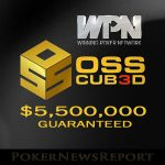 Americas Cardroom´s OSS Cubed Gets Off to a Flying Start