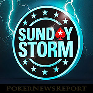 Sunday Storm at PokerStars