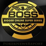 BOSS is Back at the Winning Poker Network from July 8th