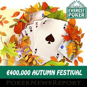 Everest Poker´s Autumn Festival