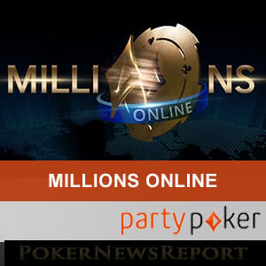 Party Poker's Millions Online
