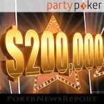 Party Poker Invites You to Enjoy Twelve Days of Christmas