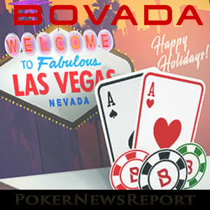 Holiday Poker Blowout at Bovada Poker