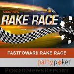 FastForward Rake Race Returns to Party Poker Today
