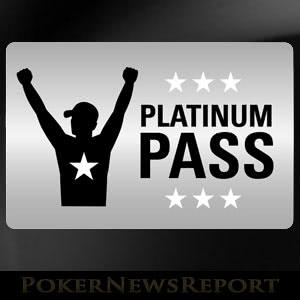 PokerStars platinum Pass