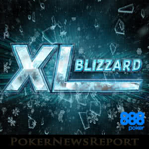 888 Poker's XL Blizzard