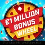 One Week Left to Spin Everest Poker´s Bonus Wheel