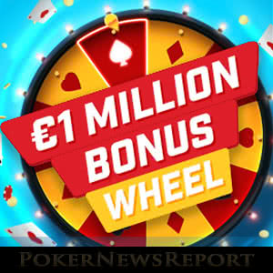 One Week Left to Spin Everest Poker´s Bonus Wheel