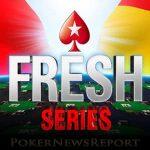 PokerStars Announces €5 Million Guaranteed FRESH Series